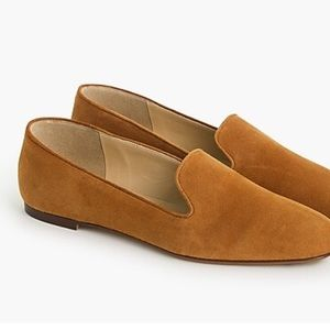 JCrew Suede Shoes